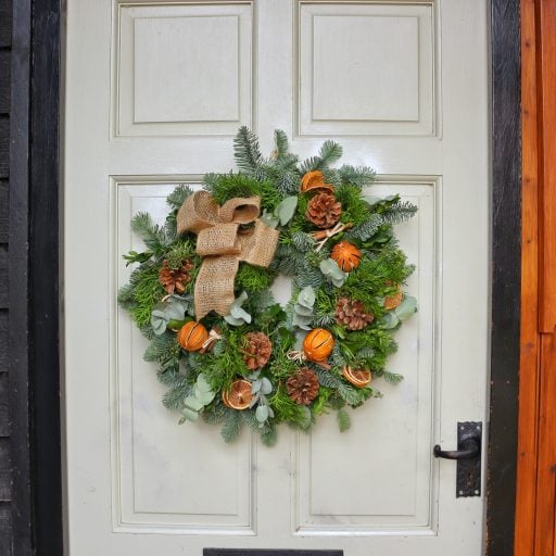 Luxury Spruce Wreath