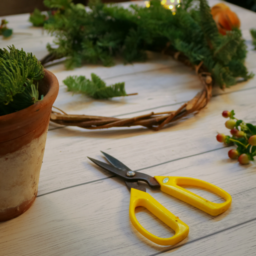 Virtual Christmas Wreath Workshops