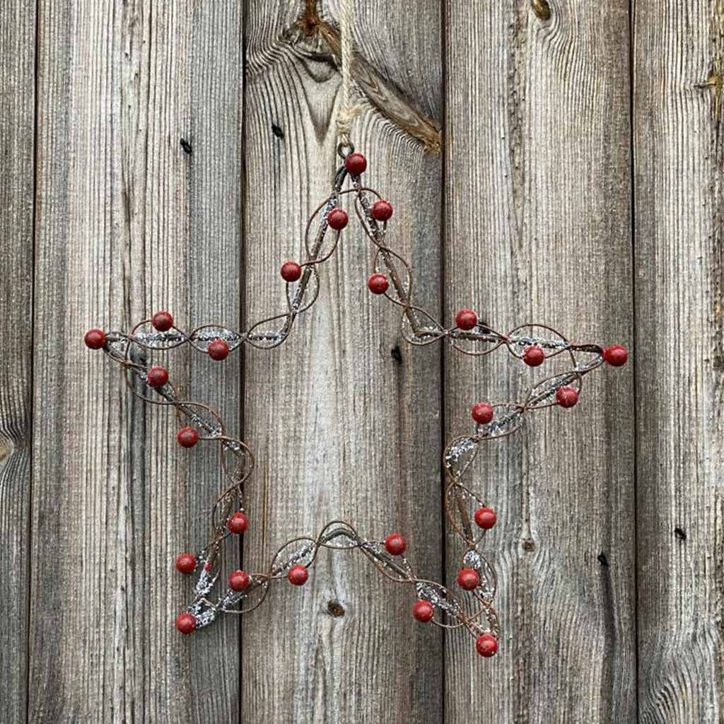 Rustic Wire Heart