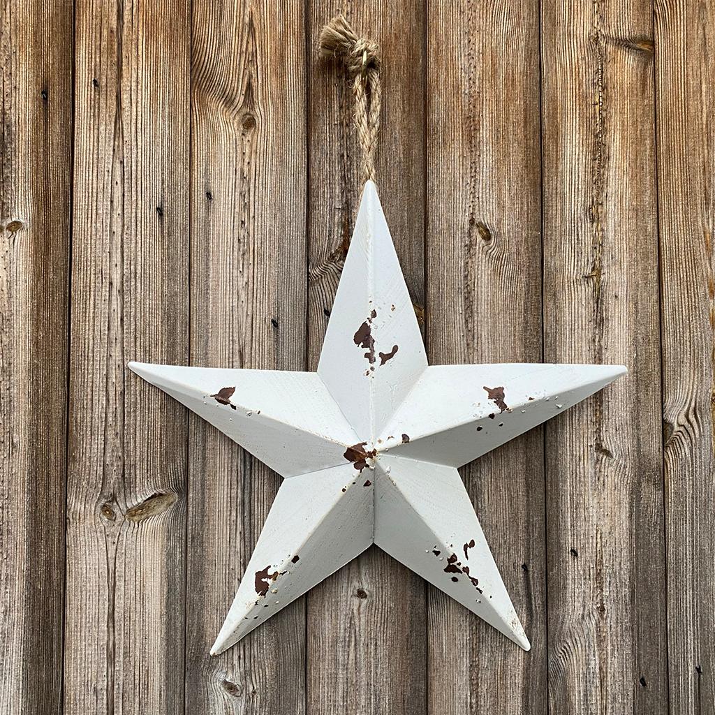 Medium Tin Star